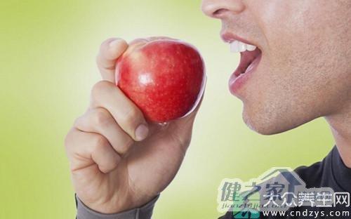又找到一个吃苹果的理由