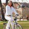 坚持骑自行车能减肥吗 骑自行车的好坏处
