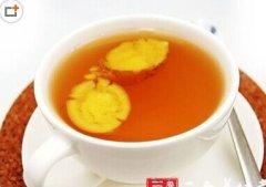 生姜蜂蜜水什么时候喝最好?